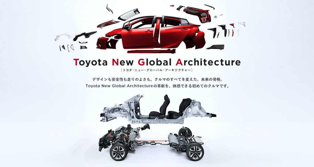 TNGA(Toyota New Global Architecture)