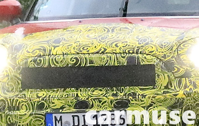 mini countryman crossover grill photo
