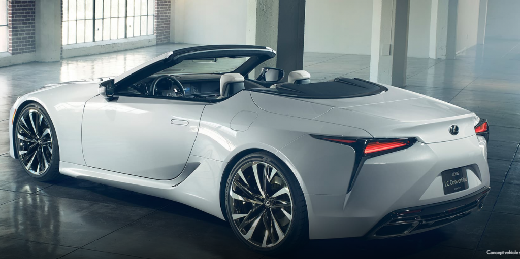 lexus lc convertible concept car photo rear.png-2